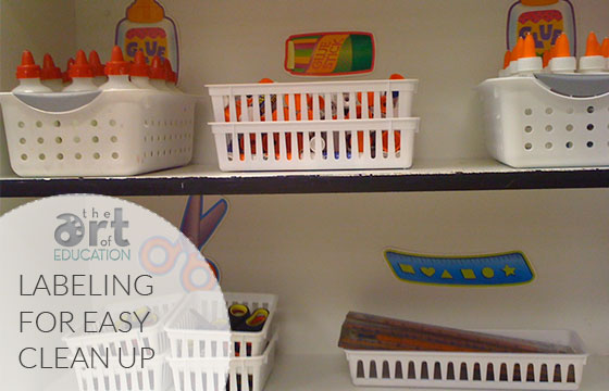 LABELED-SHELVING
