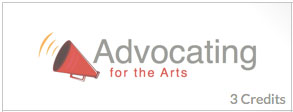 Advocating for the Arts