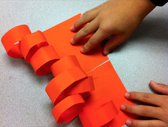 fine motor focus teaching kids to curl paper the art of ed