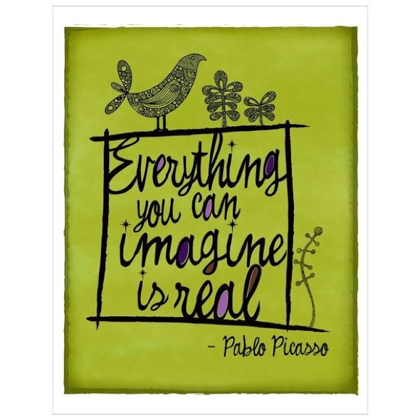 Top 10 inspiring quotes for the art room the art of ed for Inspirational quotes for kids room