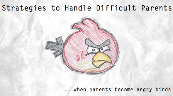 The difficult art of parenting