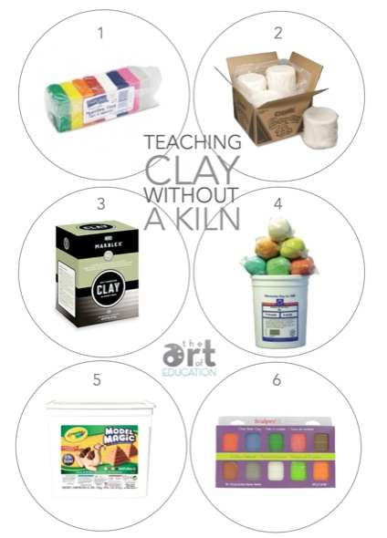 Teaching Clay Without a Kiln