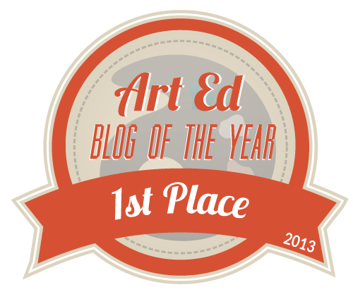 Finalists Announced and Voting Open! 2013 Art Ed Blog of the Year