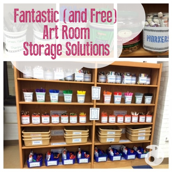 Video fantastic and free art room storage solutions for Storage solutions for arts and crafts