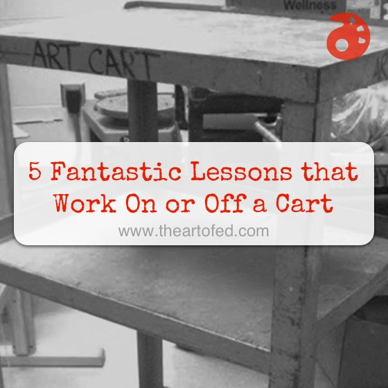 Lessons on or off a cart