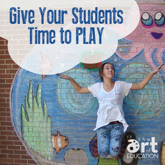 Give Your Students Time to Play