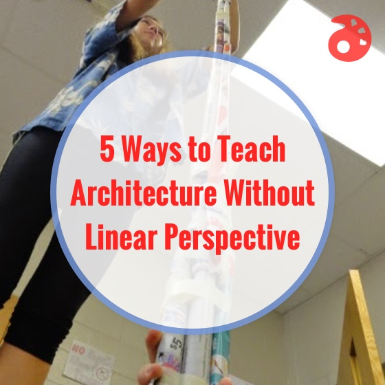 without linear perspective