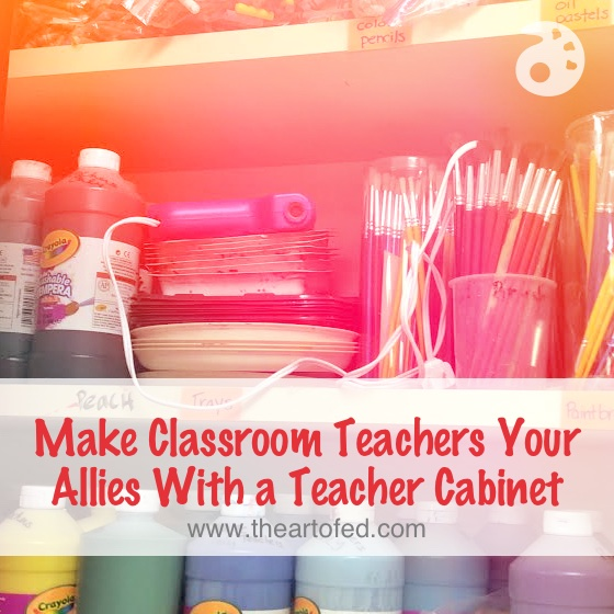 teachers allies