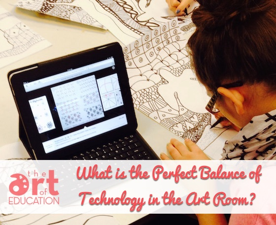 Technology in the art classroom