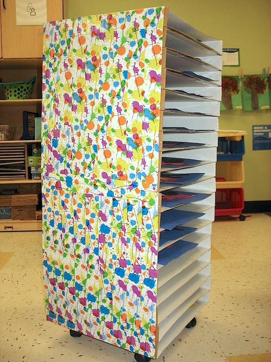 Why Every Art Classroom Needs A Shopping Cart The Art Of Ed