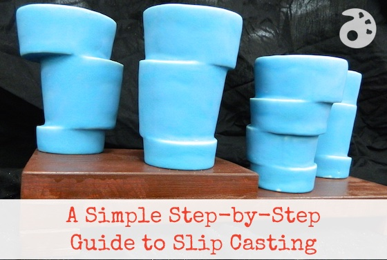 A Simple Step-by-Step Guide to Slip Casting - The Art of Ed