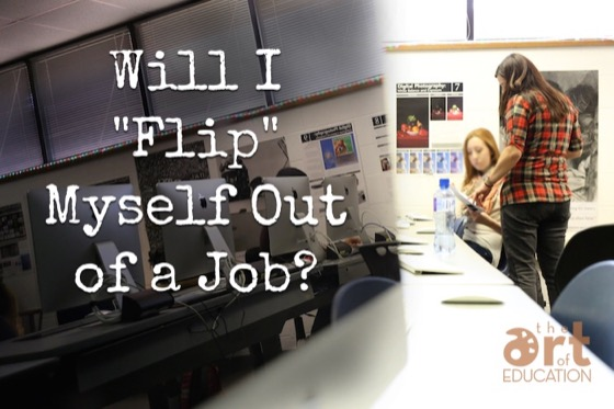 flip out of a job