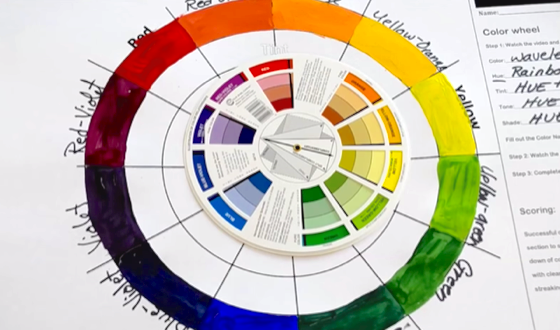 All Our Favorite Ways To Teach Color Theory In One Place The Art