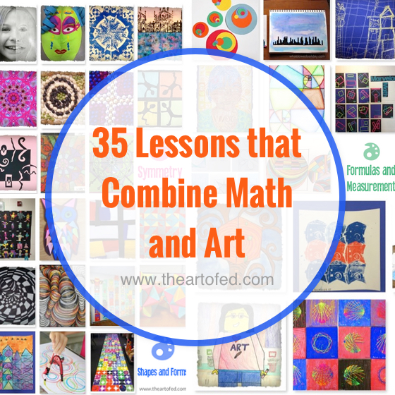 ... that Explore the Beautiful Pairing of Math and Art | The Art of Ed