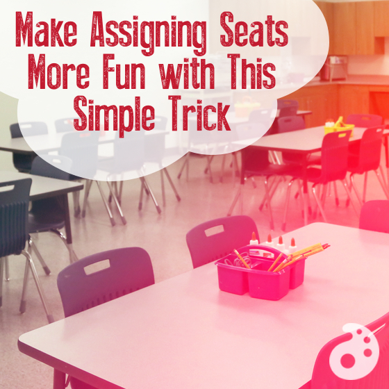 assigning seats