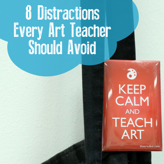 8 distractions
