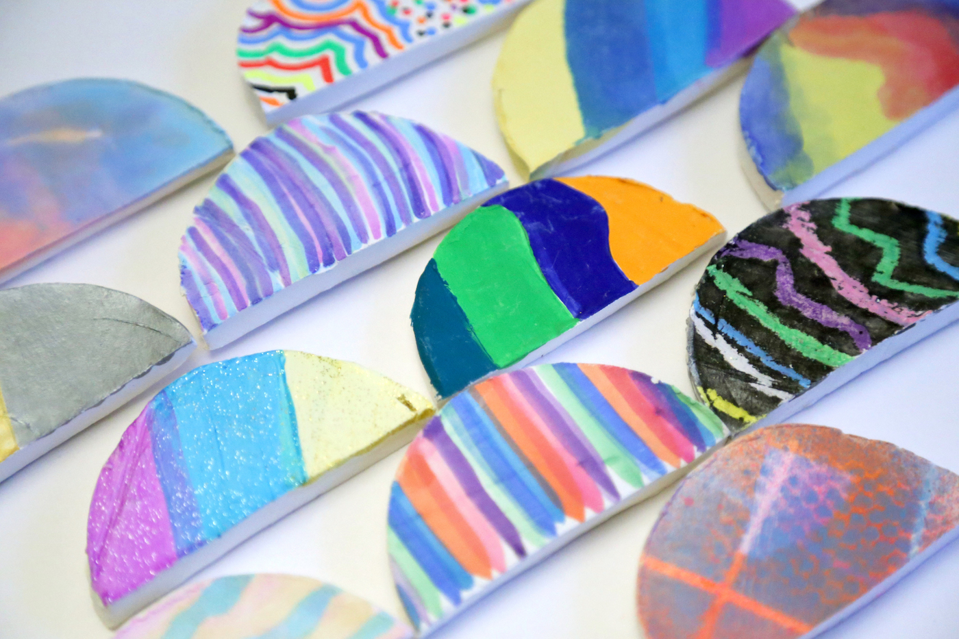 Forget Glazing 15 Other Innovative Ways To Add Color To Clay The Art Of Education University
