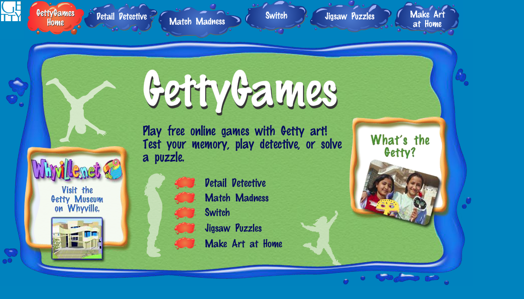 Getty Games
