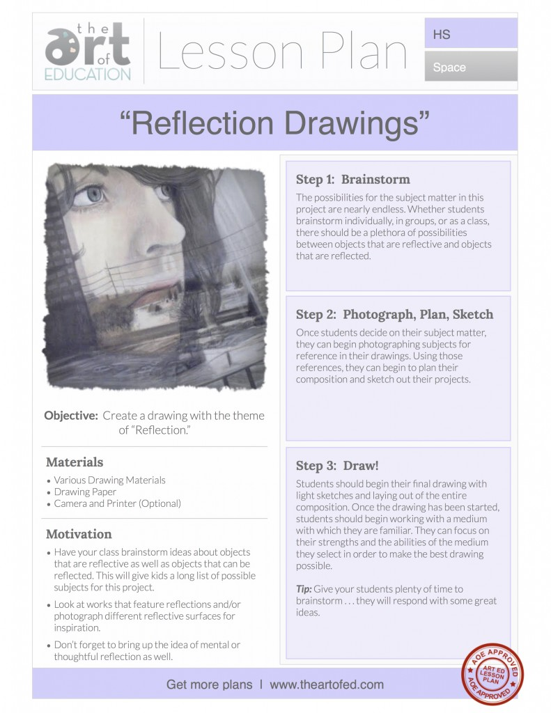 Reflection Drawings