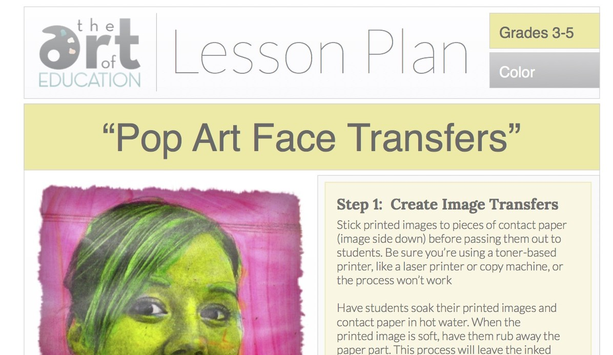 Lesson Sequence  CUR4205 MUSICART PLANNING DOCUMENT