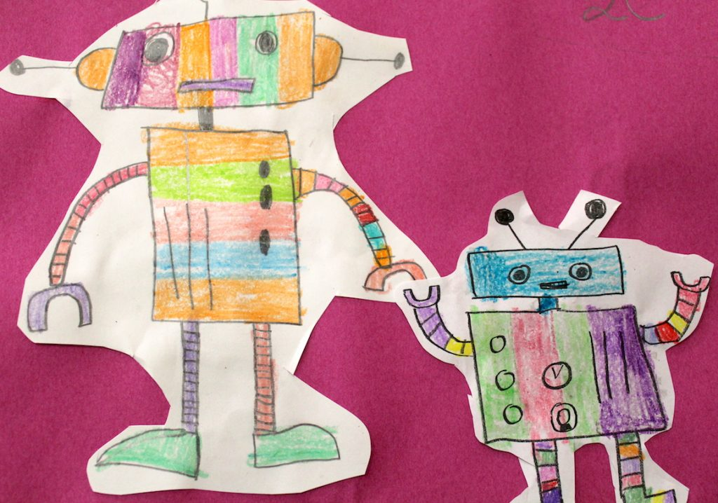 robot friendship picture