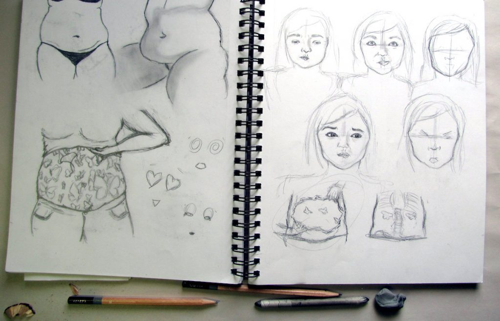 are thumbnail sketches really the best way to plan art the art of ed