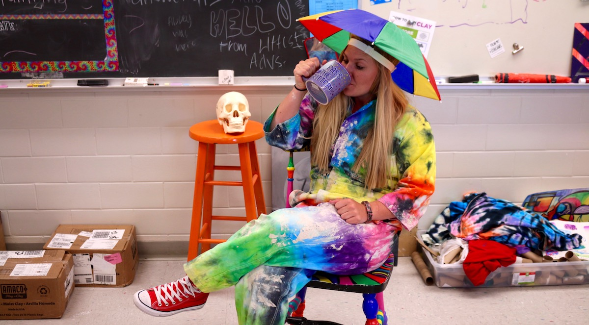 6 art teacher stereotypes that actually aren t so bad the art of ed