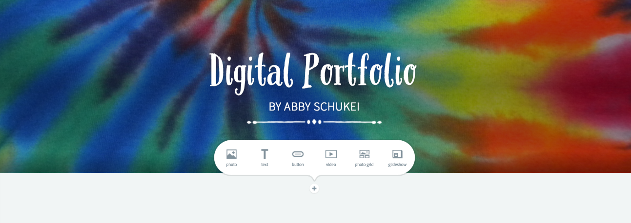 How to Create an Exciting Digital Portfolio with Adobe Spark