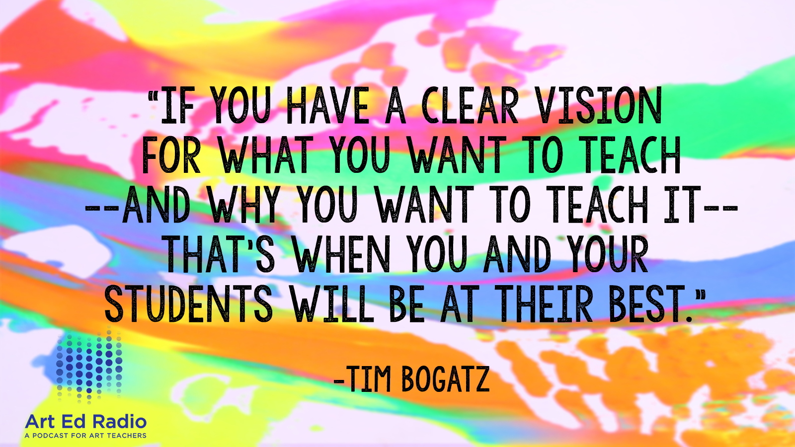 why you want to teach