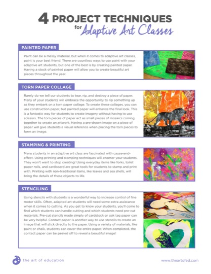 https://www.theartofed.com/content/uploads/2017/06/4ProjectTechniquesAdaptiveArt-1.pdf