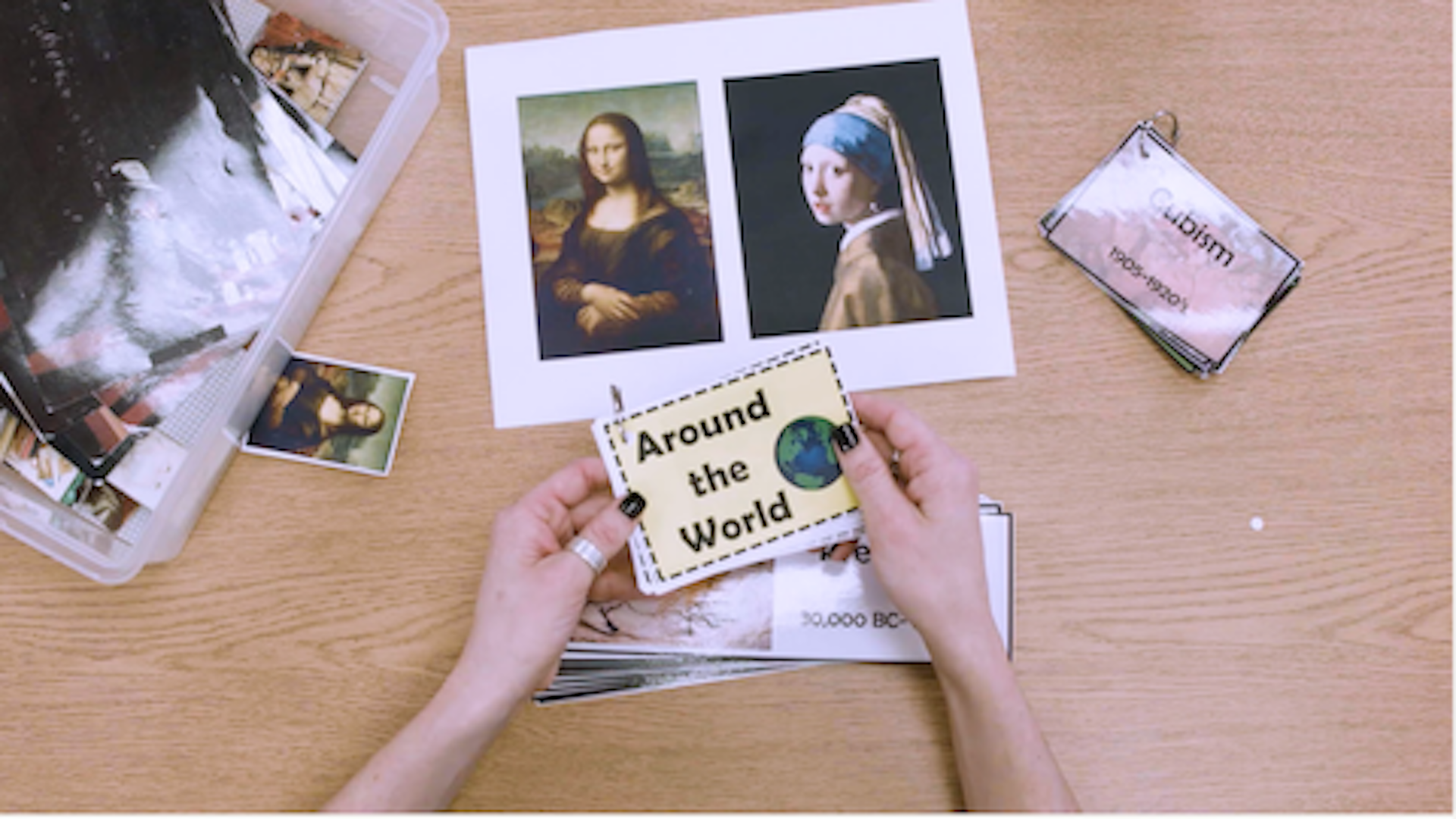 Make the Most of Art History in the Elementary Art Room