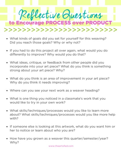 https://www.theartofed.com/content/uploads/2017/06/ReflectiveQuestionsProcessOverProduct-1.pdf