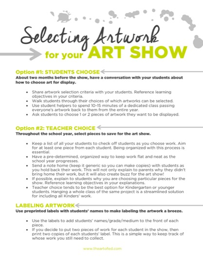 https://www.theartofed.com/content/uploads/2017/06/Selecting-Art-Work-1.pdf