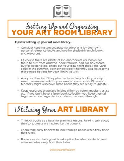 https://uploads.theartofeducation.edu/2017/06/Setting-Up-Your-Library-1.pdf