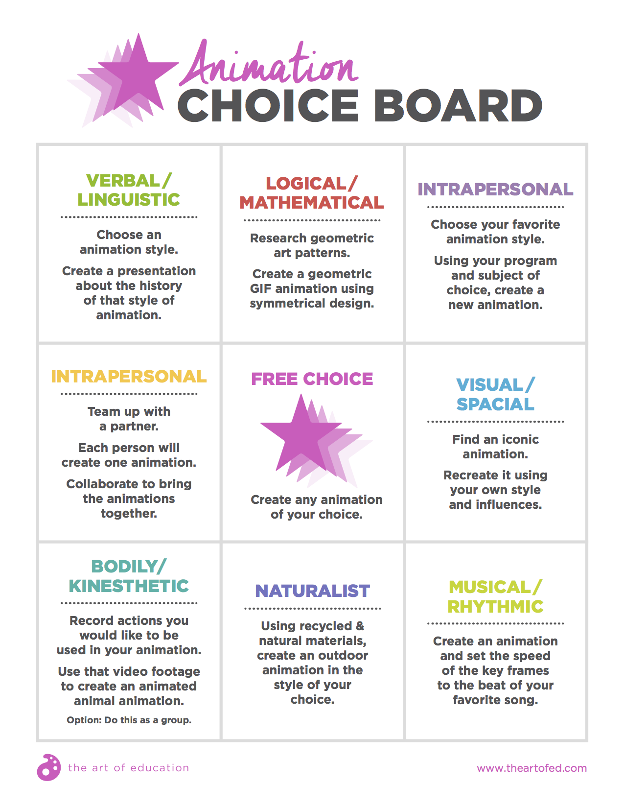 4 Downloadable Resources To Help You Meet The Needs Of All Students