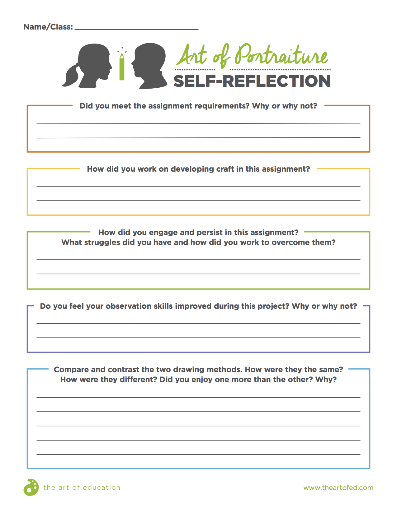 Personal Reflective Essay Example