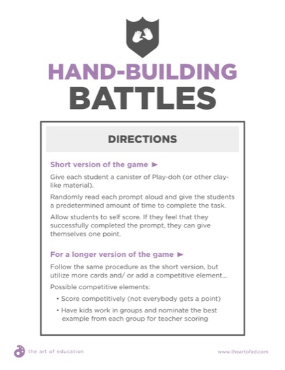 https://uploads.theartofeducation.edu/2017/10/Hand-BuildingBattles.pdf