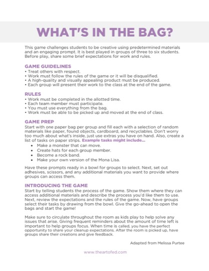 https://theartofeducation.edu/content/uploads/2017/10/What_s-in-the-bag-game-1.pdf