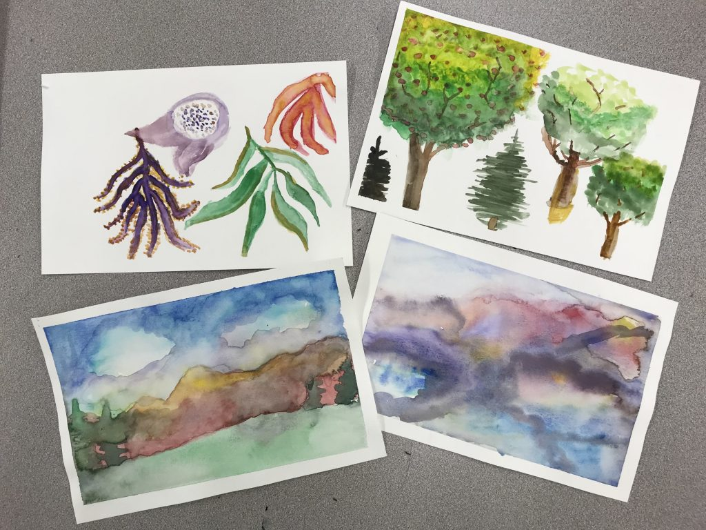 5 Ideas To Improve How You Teach Watercolor The Art Of Education University