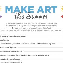 Make Art This Summer Download