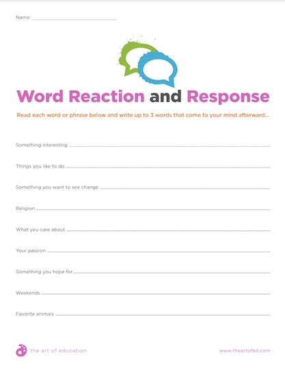 https://uploads.theartofeducation.edu/2018/04/26.2WordReactionAndResponse.pdf