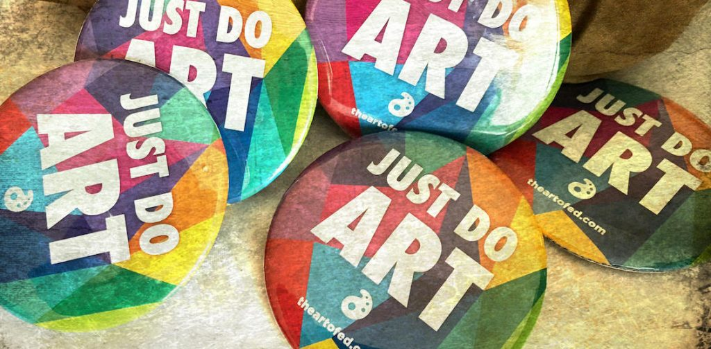 just do art buttons