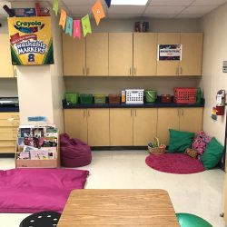 choice-based art room