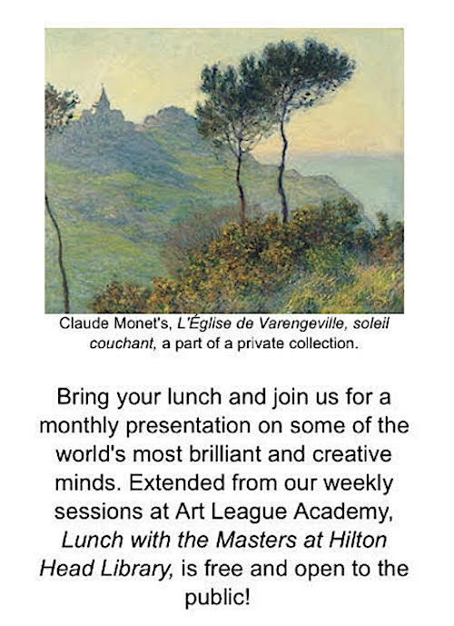 library flyer