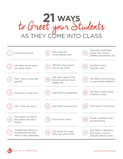 https://www.theartofed.com/content/uploads/2018/08/34.221WaysToGreetStudents-1.pdf