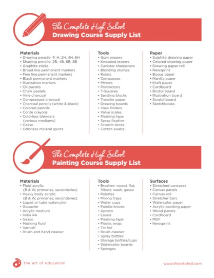 https://www.theartofed.com/content/uploads/2018/08/34.2SupplyLists-1.pdf