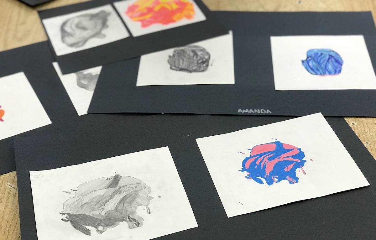 How To Get Middle School Students Excited About Drawing The Art Of