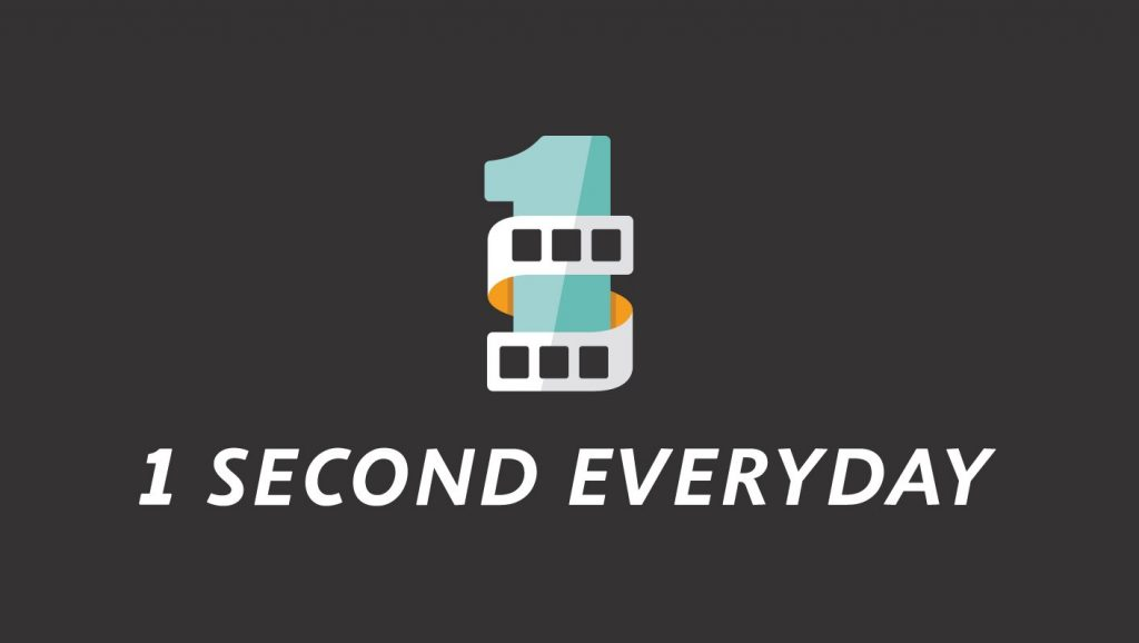 Image of 1 second everyday logo