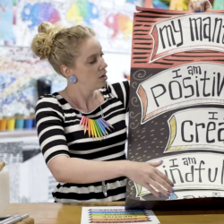 Mindfulness in the Elementary Art Room