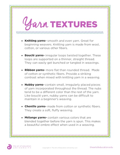 https://theartofeducation.edu/content/uploads/2019/11/53.2_Yarn_Textures.pdf